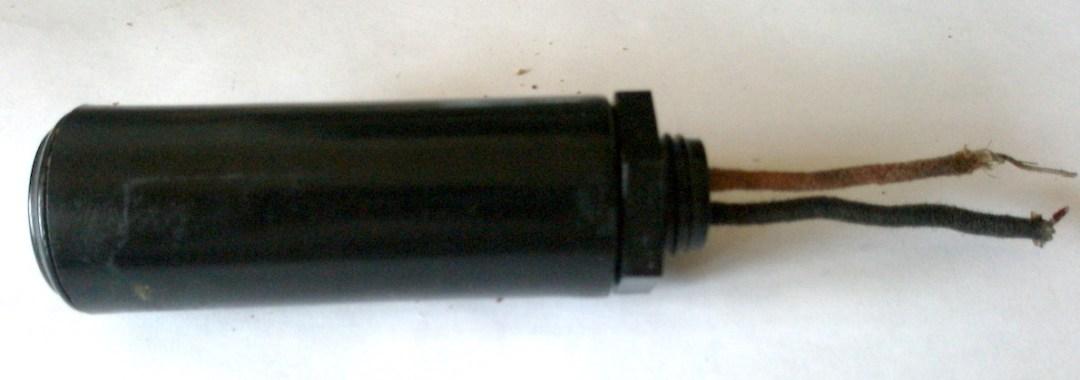 Reparacion Radios antiguas - Condensador paso 13