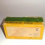 50's Crystal Rocket Radio - Radioexperto.com