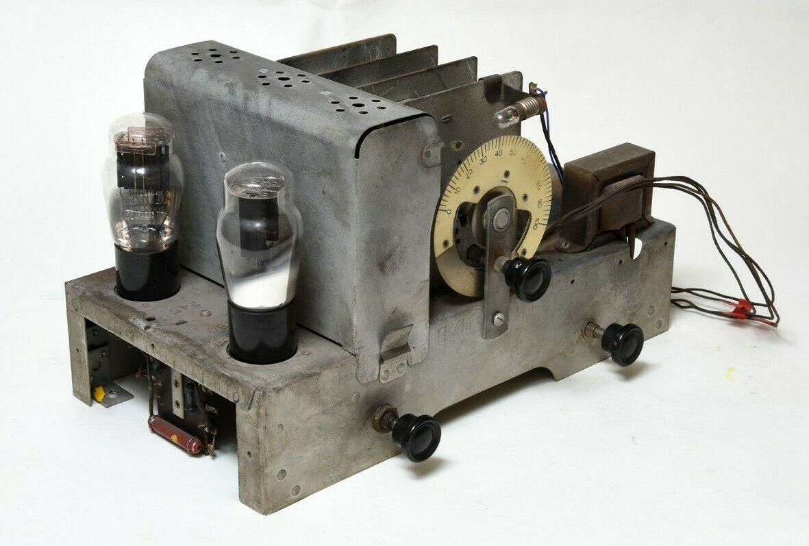 radios de los años 20: Gloritone 26