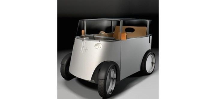 Hydrogen Car - 2005 - Philippe Starck