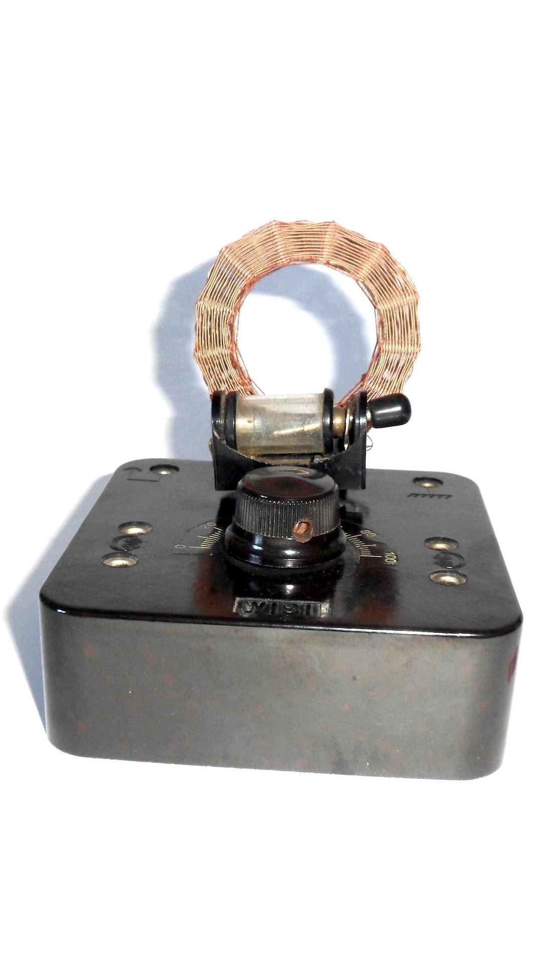 Radio Galena WISI Detektor-Empfänger 57R