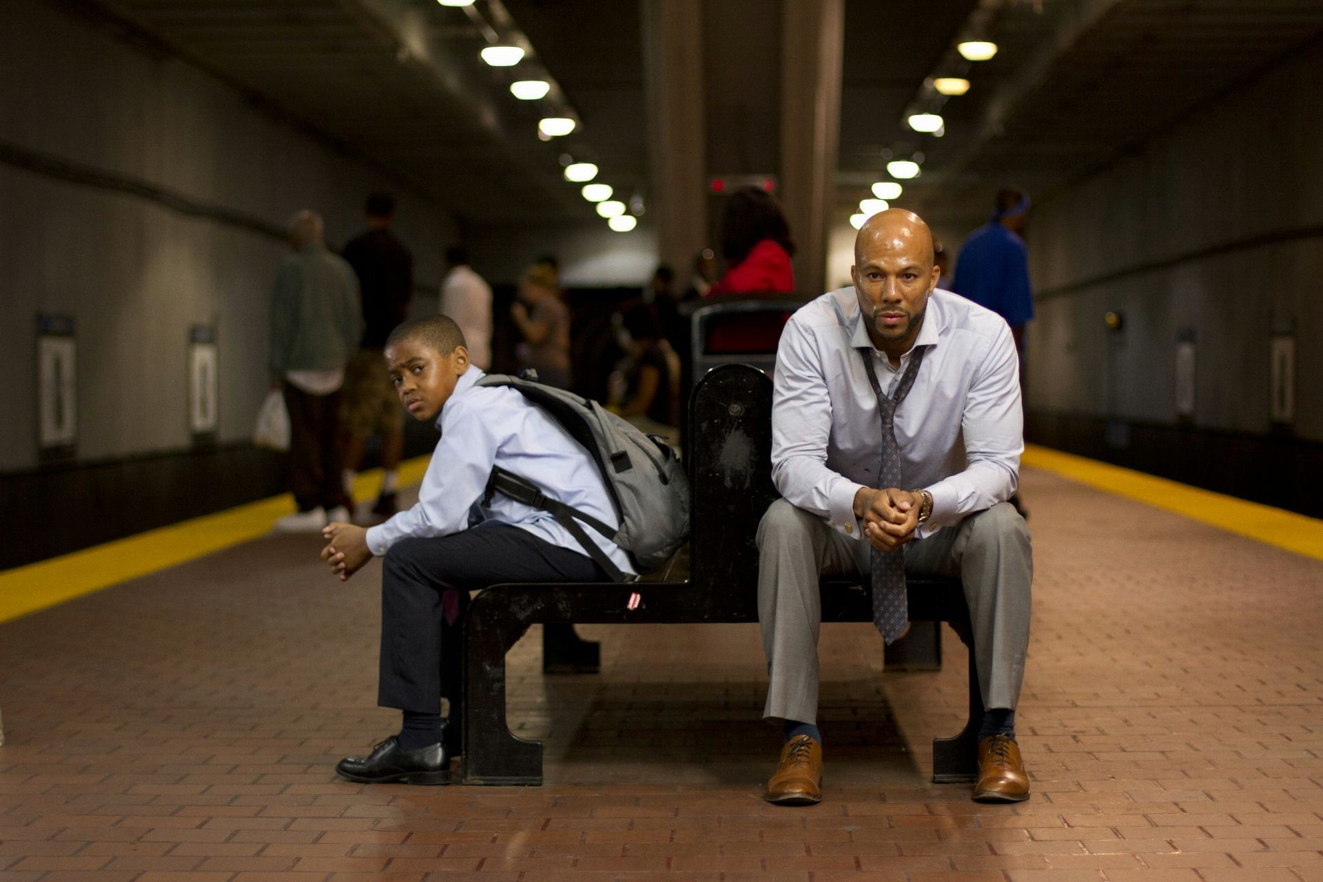 BET Networks Announces World Television Debut Of LUV Starring Common