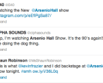 Celebrities and Radio Supporting Arsenio Hall's Return to Late Night  3