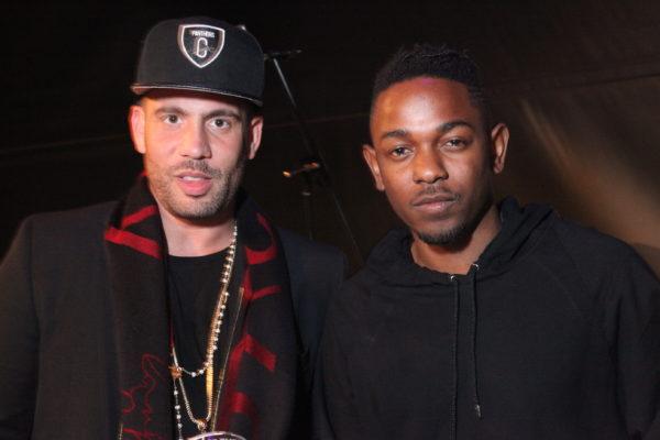 011 DJ Drama, Kendrick Lamar