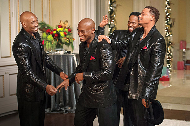 The Best Man Holiday Best Men Talk the State of Black Hollywood 2