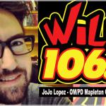 RadioFacts QUICK 5: JoJo Lopez OM/PD WILD 106.1 1