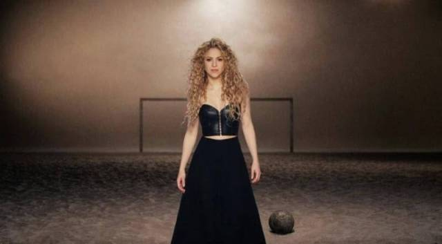 Shakira set to Rock The Closing Ceremony of the FIFA WORLD CUP