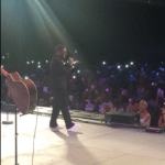 WBLS Enjoys Summer Concert with Gospel Icon (PIC)