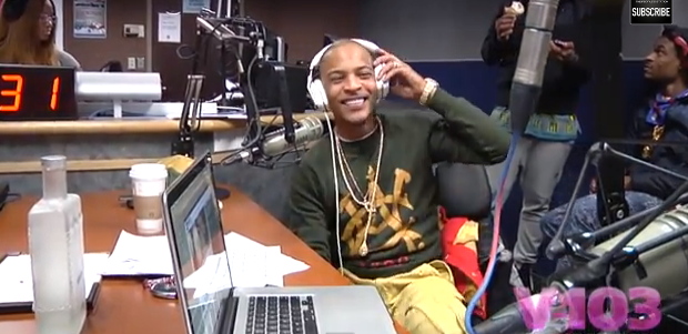 T.I. Discusses the Connection Between Pharrell's Wedding and His New Label
