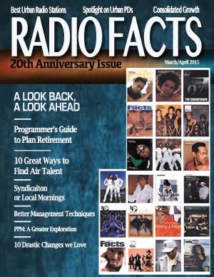 RadioFacts Magazine Returns for 20th Anniversary Issue
