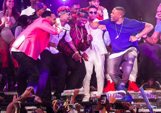 Chris Brown's Fight After Party Was of Epic Proportions 2