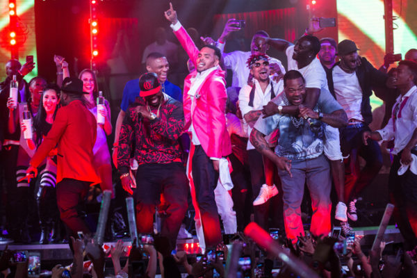 Chris Brown's Fight After Party Was of Epic Proportions 3