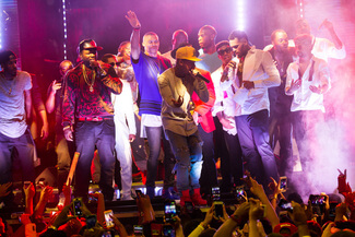 Chris Brown's Fight After Party Was of Epic Proportions 5