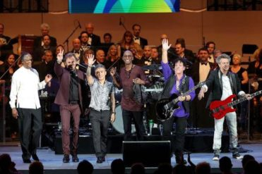 Hollywood Bowl Opening Night Makes History with Journey