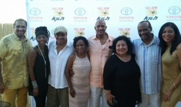 KJLH Celebrates 50 Years with Private Beach Party 5