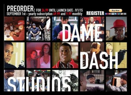 Dame Dash Slated to Launch His Own Version of Netflix