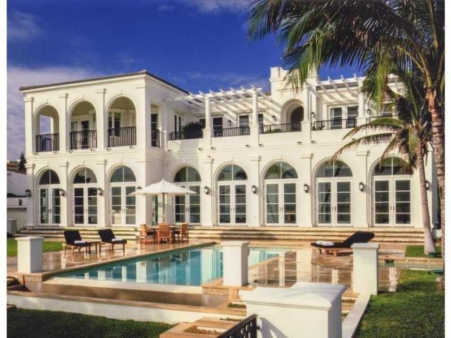 Tom Joyner Sells Mansion for Double the Price Paid