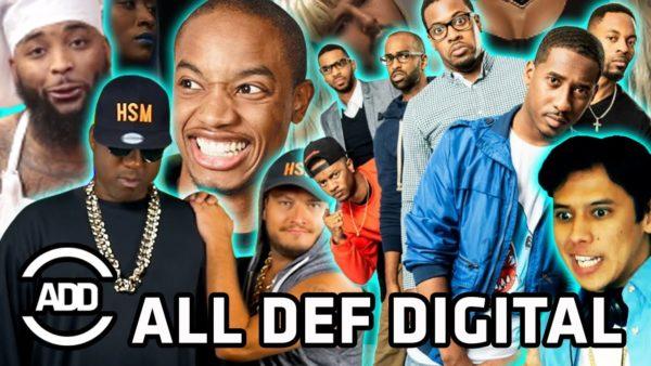 All Def Digital Crosses 1 Million Subscribers