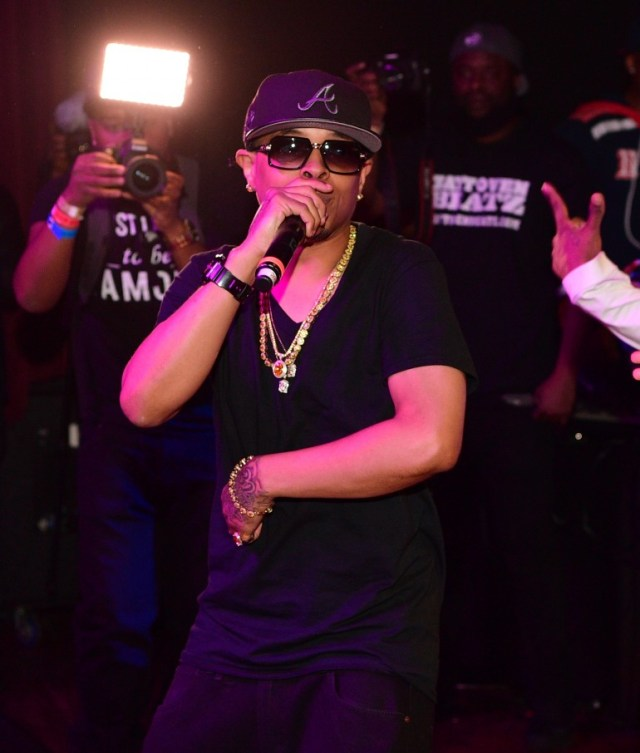 ATLANTA'S RISING STARS OF R&B/HIP-HOP BROUGHT THE HOUSE DOWN AT THE BMI URBAN SHOWCASE  HOSTED BY EMPIRE STAR BRE-Z AT TERMINAL WEST 3