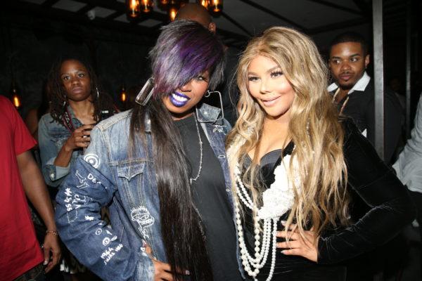 Missy Elliott and Lil Kim Attend a Star-Studded Dinner at  Jue Lan Club (PICS) 1