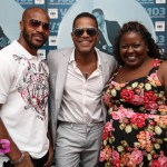 Fans Excited to see Maxwell in Atlanta at V103 Conversation Segment 2