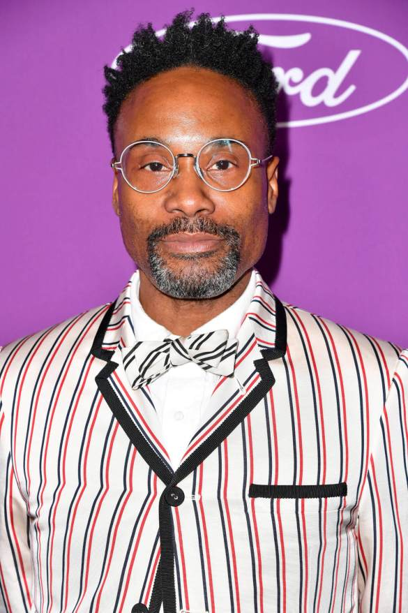 Billy Porter at the URBAN ONE HONORS on Thursday, December 5, 2019 in Oxon Hill, MD at the MGM National Harbor.