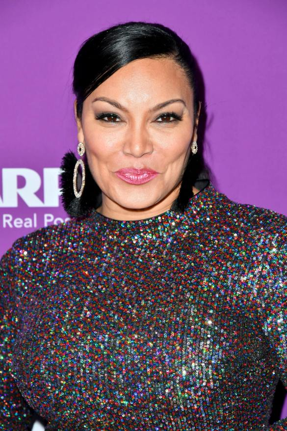 Egypt Sherrod at the URBAN ONE HONORS on Thursday, December 5, 2019 in Oxon Hill, MD at the MGM National Harbor.