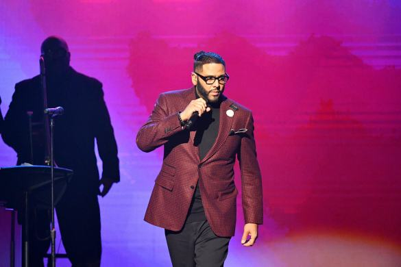 Al B. Sure at the URBAN ONE HONORS on Thursday, December 5, 2019 in Oxon Hill, MD at the MGM National Harbor.