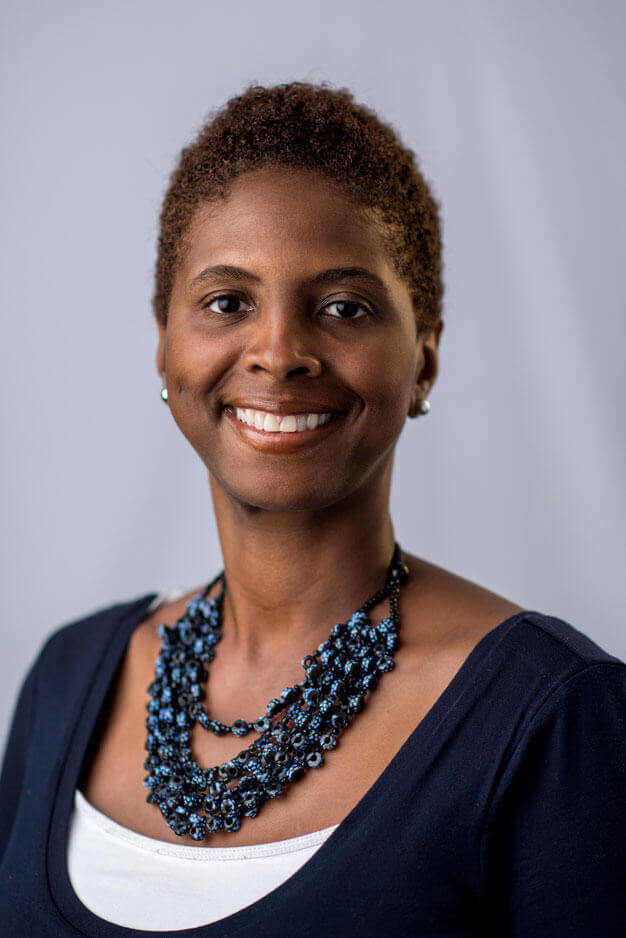 Dana Williams Ph.D, interim dean of Howard University Graduate School.jpg