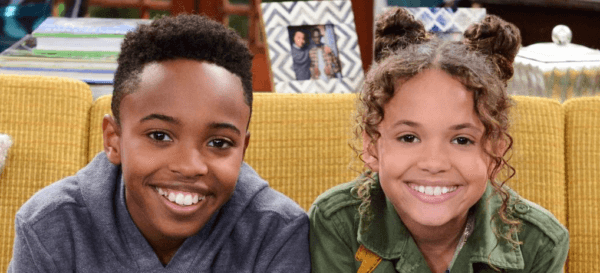 Young Black Actors New Face of Nickelodeon Sit-Com - Rhythmic fm