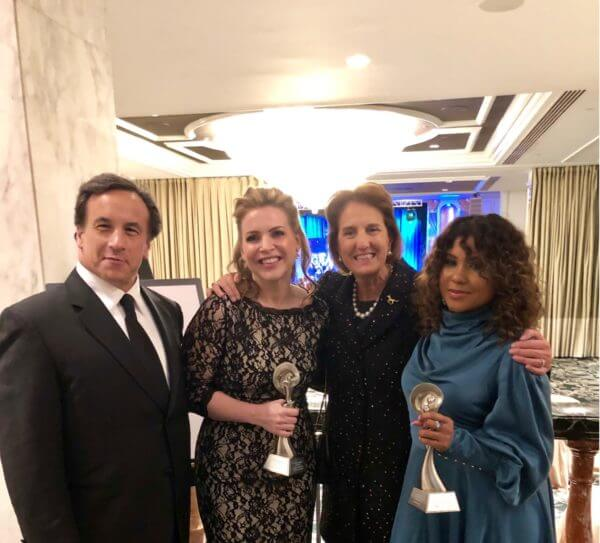 Premiere Networks Celebrates Gracie Award Winners Angela Yee and
