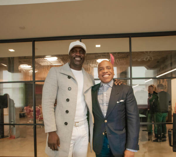 Akon Launches Music Label Group - Radio Facts
