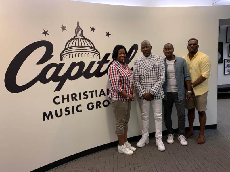 Rickey Dillard Motown Gospel