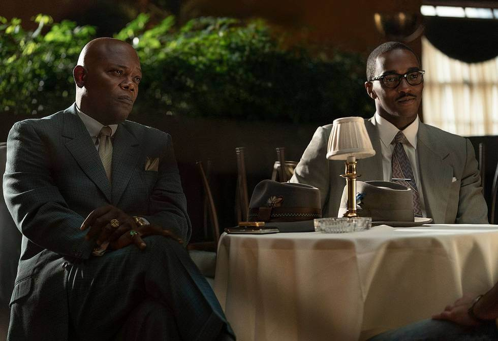 Anthony Mackie, Samuel L. Jackson, Nicholas Hoult and Nia Long Star in the Upcoming Apple Film