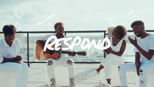 "AWARD-WINNING HIT MAKER TRAVIS GREENE RELEASES NEW TRACK AND VIDEO ""RESPOND"""