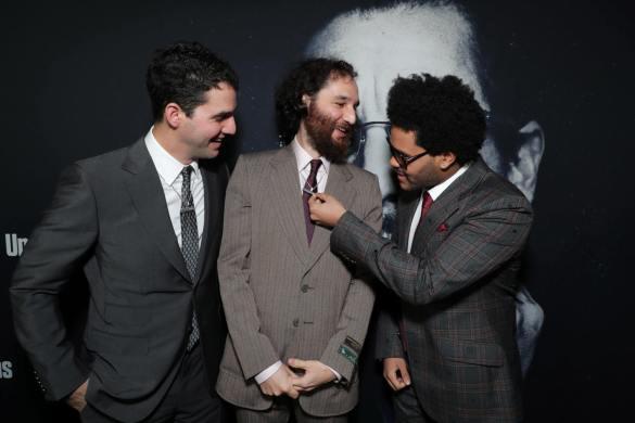 Benny Safdie, Director/Writer, Josh Safdie, Director/Writer, The Weeknd