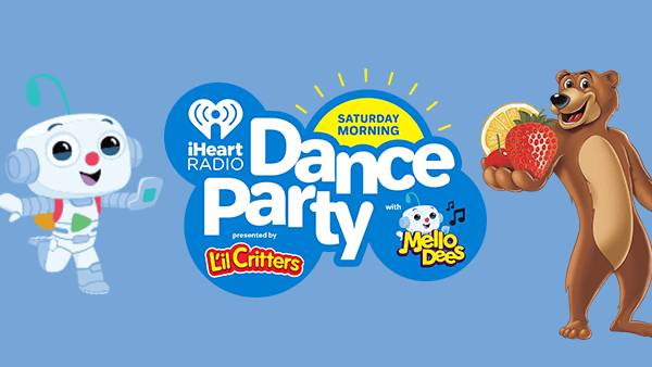 iHeartRadio Saturday Morning Dance Party
