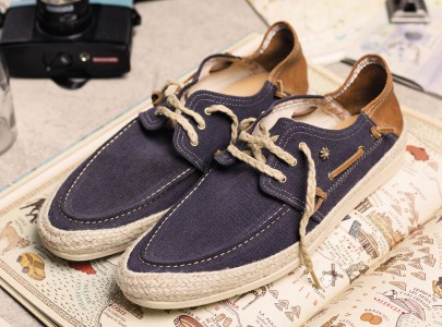 Il vero spirito spagnolo di la siesta shoes a PITTI IMMAGINE UOMO 93