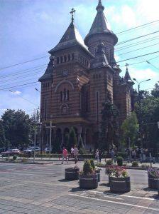 Timisoara - Catedrala