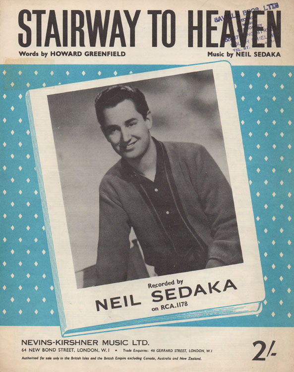 Neil Ssedaka - Stairway To Heaven