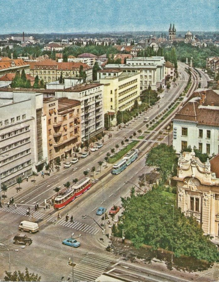 Timisoara - View from Continental