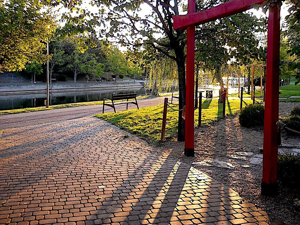 Timisoara, Parcul Alpinet - Toamna 2019