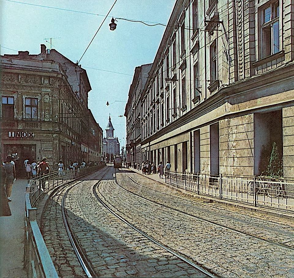 Timisoara - Strada Alba Iulia