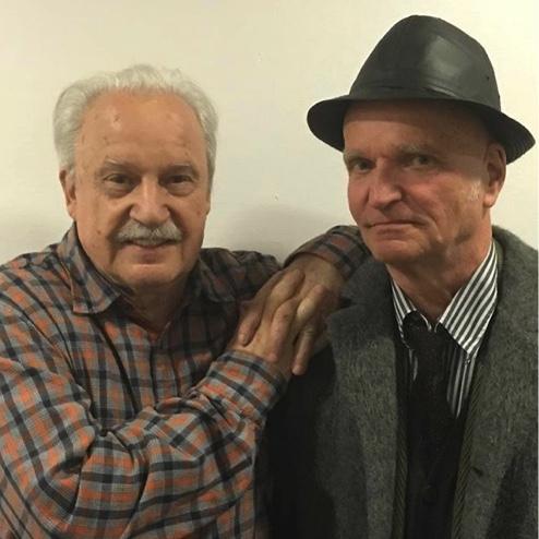 Girogio Moroder & Florian Schneider