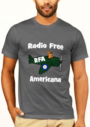RFA Unisex Flying Cat Shirt