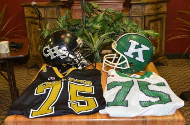 concord kannapolis helmets and jerseys