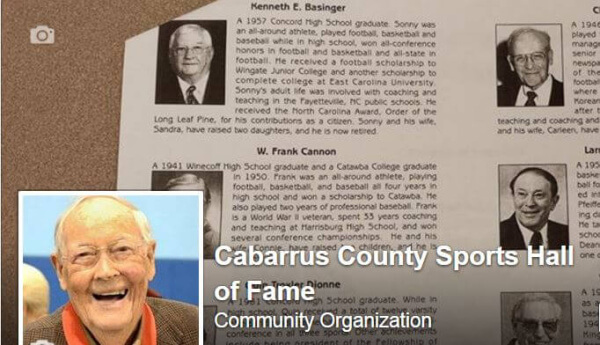 cabarrus hall of fame