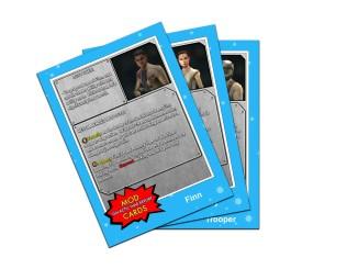 resistance mod cards