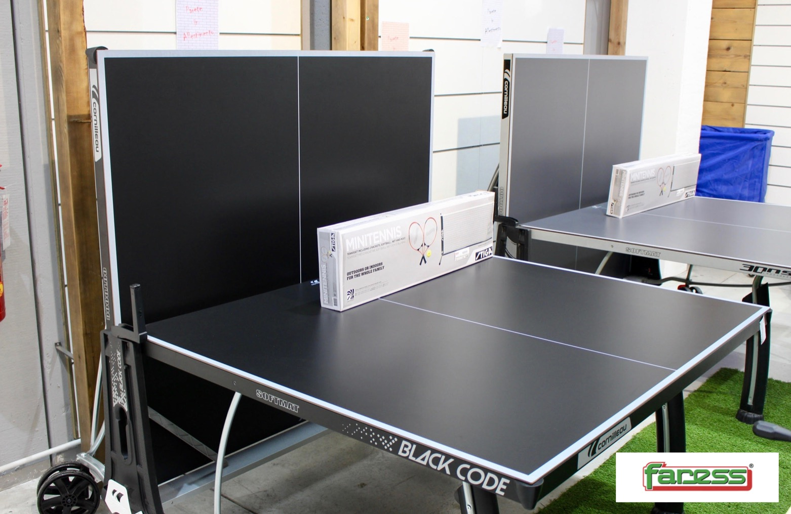 Vendita Tavoli Ping Pong Kettler A Roma I Migliori Modelli