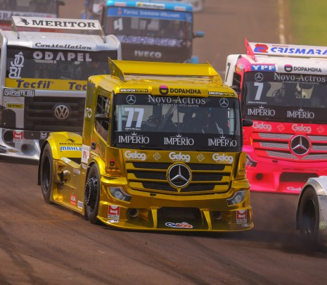 Copa Truck terá sete eventos com três categorias